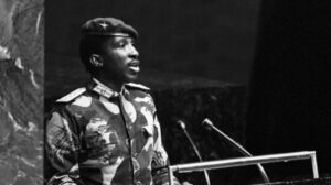 Read more about the article Thomas Sankara's Speech before the General Assembly of the United Nations on 4 October 1984