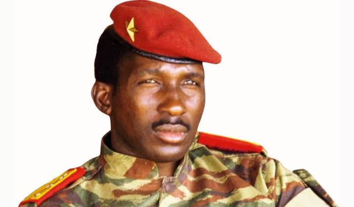 You are currently viewing Thomas Sankara – Yes. We must dare to invent the future